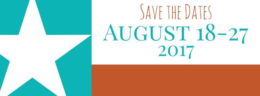 THE 6TH ANNUAL DFW YARN CRAWL Y'ALL!!!   AUGUST 18TH-27TH...