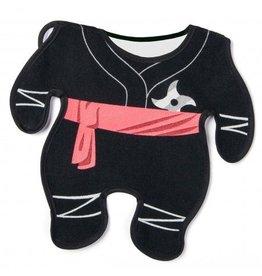 Gamago Ninja Baby Bib