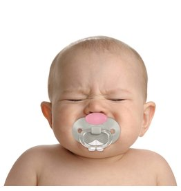 Fred Bunny Baby Pacifier