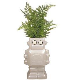 Streamline Robot Vase