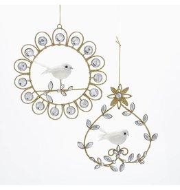 Ornament/Metal Birds