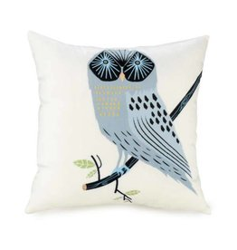 Pillow - Geometric Owl