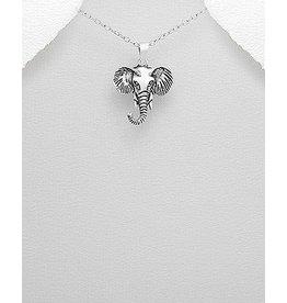 Necklace- Elephant