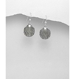 Earrings- Shells