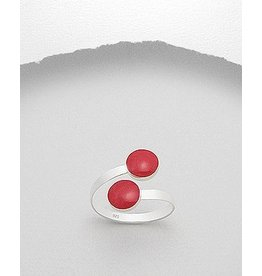 Ring- Red Adjustable