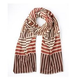 Scarf- All Striped Up