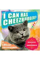 Book-I Can Has Cheezburger?