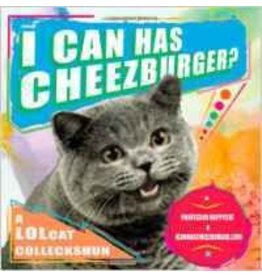Book-I Can Has Cheezburger?