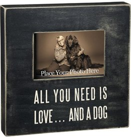 Primitives by Kathy Frame- Love & A Dog