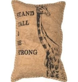 Pillow- Stand Tall
