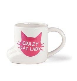 Big Mouth Inc Mug- Crazy Cat Lady