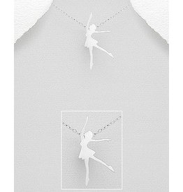 Necklace- Ballet Dancer