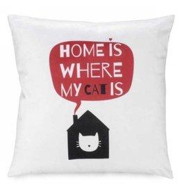 Pillow - Home My Cat