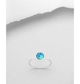 Ring-Circle Opal