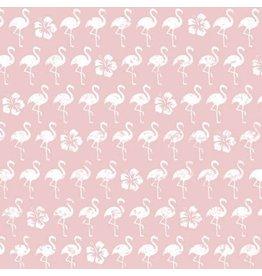 Flamingo Lunch Napkins
