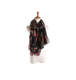 Scarf- Roses