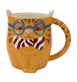 Boston Warehouse Mug Smarty Cat