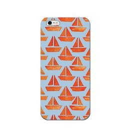 S+K Designs Sailboat Phone Case