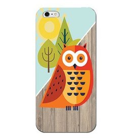 S+K Designs Owl Phone Case