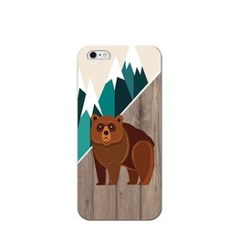 S+K Designs Bear Cell Phone Case