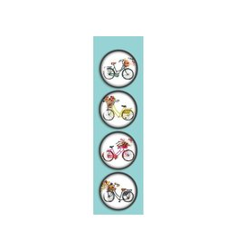 Madison Park Greetings iPop Magnets-CG Bicycles