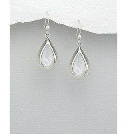Earrings- Shell Drop