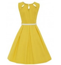 Dress- Lily Yellow by Lindy Bop