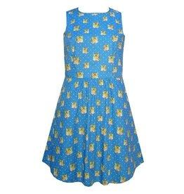 Dress- Polka Dot Cat