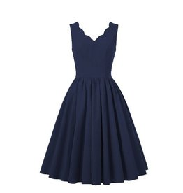 Frock It Susannah Dress in Blue