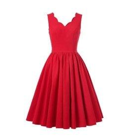 Frock It Susannah Dress in Red
