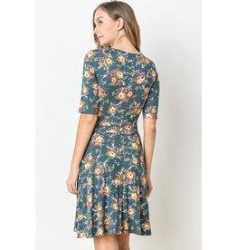 Dollie Wrap Dress