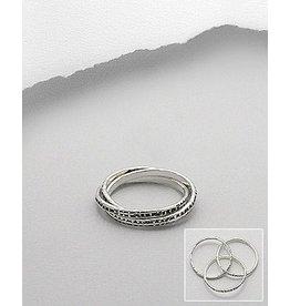 Ring-  Triple Rings