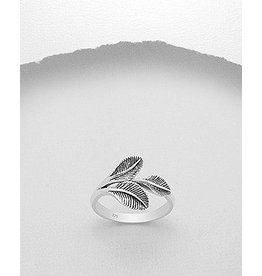 Ring-  Oxidized Leaves