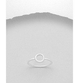 Ring- Open Circle