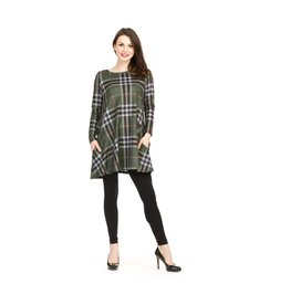 Papillon Lana Plaid Dress