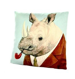 Nostalgia Import Pillow - Mr. Rhino