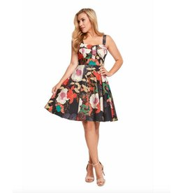 Eva Rose Stella Floral Dress