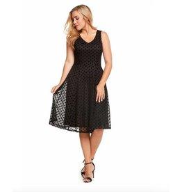 Eva Rose Tess Dotted Dress