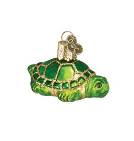 Old World Christmas Turtle Ornament