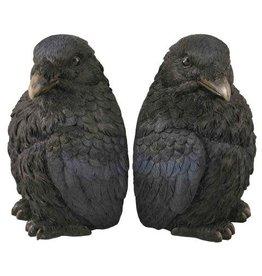 Streamline Corvus Bookend Set