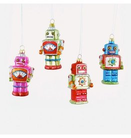 180 Degrees Mini Robot Ornament