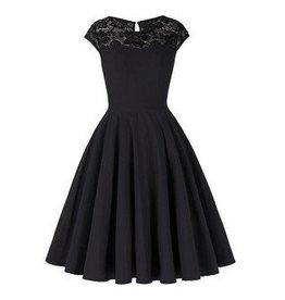 Frock It Rowena Dress in Black