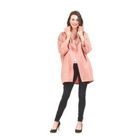 Papillon Alma Open Jacket in Rose