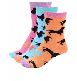 Odd Socks-Ladies-Flo