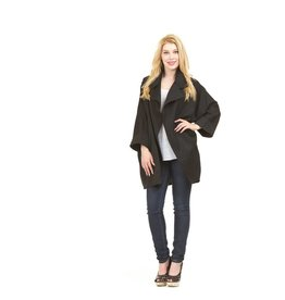 Papillon Alma Open Jacket in Black