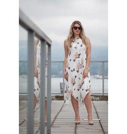 Papillon Olivia Layered Dress W/Roses