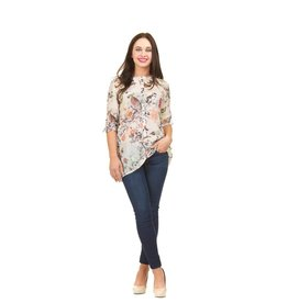 Papillon Nora Bird Print Tunic