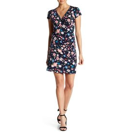 Papillon Jillian Bright Floral Dress