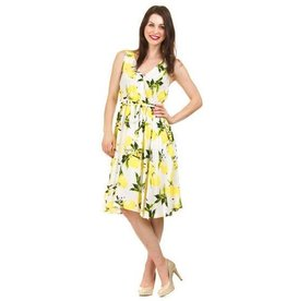 Papillon Lemon Drop Dress