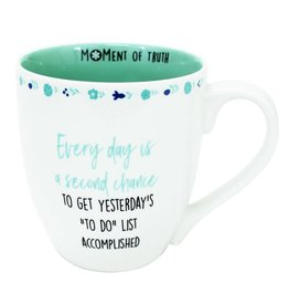 Mary Square Mug-To Do List